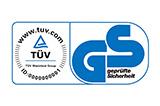 GSマーク(TUV)