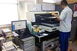 印刷スペース